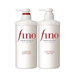 88VIP、预售: SHISEIDO 资生堂 FINO 美容复合精华洗发水 550ml +护发素 550ml