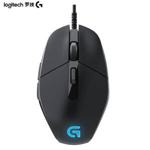 25日0点: Logitech 罗技 G302 电竞游戏鼠标