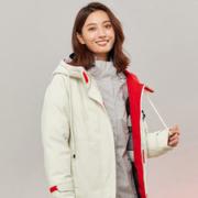高梵 2020冬季新款 杜邦蓄热工装风羽绒服199元包邮历史低价