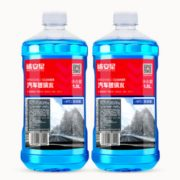 TUHU 途虎 途安星 -10℃ 汽车玻璃水 1.8L *2瓶 *2件