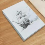 优本佳 美术生 专用素描纸100g 50张2.9元包邮(需用券)