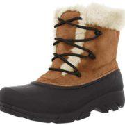 Sorel 北极熊 Snow Angel 女士系带雪地靴   含税到手约¥518