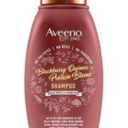 Aveeno 艾维诺 黑莓藜麦护色&强韧洗发水354mL  含税到手约¥71