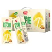 聚划算百亿补贴  限地区:PANPAN FOODS 盼盼 就是柚 蜂蜜柚子风味饮料 250ml*24盒