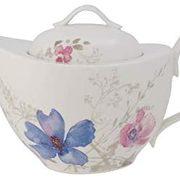 Villeroy & Boch 德国唯宝 Mariefleur 紫色迷情 系列 陶瓷茶壶1.2L  含税到手¥450.74