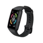 HONOR 荣耀 荣耀手环6 NFC版 智能手环 陨石黑