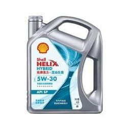 Shell 壳牌 喜力 混动先锋 先进全合成机油 5W-30 API SP级 4L