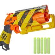 prime会员!Hasbro 孩之宝 Nerf 僵尸来袭系列 Hammershot Blaster玩具枪  僵尸牛 A4726  含税直邮到手¥160.11