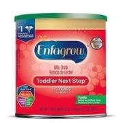 Enfagrow 美赞臣 Toddler Next Step 香草味奶粉 3段 680g 4罐装