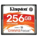 Kingston 金士顿 Canvas Focus CF存储卡 256GBPrime直邮到手371元