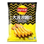 京东PLUS会员: Lay's 乐事 大波浪薯片 135g *15件