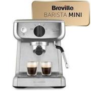 Breville 铂富 Barista Mini VCF125X 半自动咖啡机¥1349.86+¥148.67含税包邮(约¥1498.53)