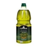 CATERAL 凯特兰 特级初榨橄榄油 2.5L*2件