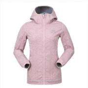 地球科学家 时尚又防风防水的机能外套 修身显瘦女软壳159元包邮正价790元