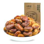PLUS会员! 山野里 兰花豆205g+多味花生118g¥5.63