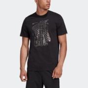 5日0点、38节预告:adidas 阿迪达斯 M RTRMD FL T 男装训练运动短袖T恤 GD5922