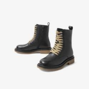 BASTO 百思图 RGLCD571DU1DZ0 女士马丁靴139元