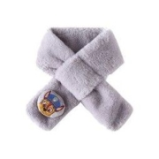 Paw Patrol 汪汪队立大功 儿童保暖羊卷绒围巾 1条装