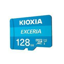 KIOXIA 铠侠 EXCERIA 极致瞬速 TF存储卡 128GB