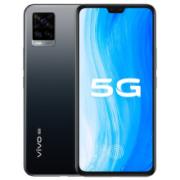 1日0店:vivo S7  双模5G智能手 8GB 256GB 爵士黑
