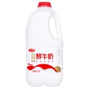 限地区:三元 家庭桶装 全脂纯鲜牛奶1.8L13元包邮(需用券)
