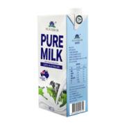 澳洲原装进口 澳格堡 全脂纯牛奶1L*12盒99元包邮