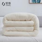 佳佰 新疆长绒棉手工棉花被 150*200cm 5斤99元包邮