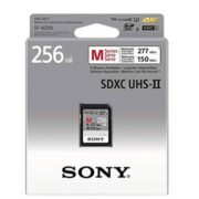 SONY 索尼 SF-M256 UHS-II SD存储卡 256GB 到手约674.61元