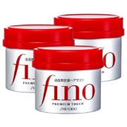 88VIP:Shiseido/资生堂 fino发膜 精华焗油 230gX3罐