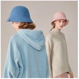 BANANA UNDER 蕉下 6973271594322 女士糖果色渔夫帽