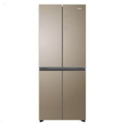 Haier 海尔 BCD-403WDPT 变频十字对开门冰箱 403L 炫金