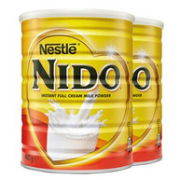 Nestlé 雀巢 NIDO 全脂成人奶粉 400gx2罐
