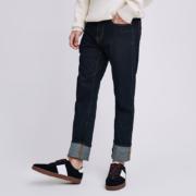 聚划算百亿补贴:马克华菲 男装 复古纯色牛仔裤149元(需用券)