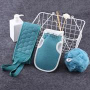 户外故事 搓澡巾洗澡神器 三件套
