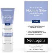prime会员!Neutrogena 露得清 Healthy Skin 抗皱晚霜 40g  含税到手约¥64.46