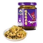饭扫光 酸菜鸡米酱拌饭酱200g*10件+ 虎邦 辣椒酱 50g*14件49.5元(折合饭扫光2.85元/件)