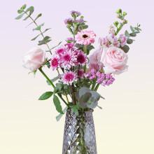plus会员:京东鲜花 设计师款 混搭花束