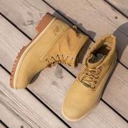 CAMEL 骆驼 01120006842094JI 男士工装靴