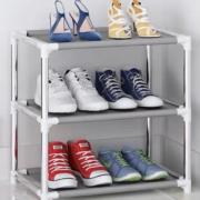 KAT&CO 简易鞋架 42*17*35cm2.5元包邮(需用券)