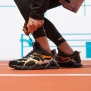 ANTA 安踏 91945535 男子复古跑鞋