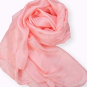 HXUN 亚麻披肩 纯色沙滩巾9.9元包邮