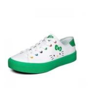SKECHERS 斯凯奇 HELLOKITTY联名款  女子休闲板鞋 帆布鞋139元包邮