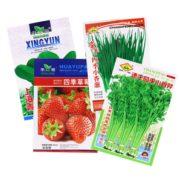 非转基因!花蜓 四季常见蔬菜种子 80多款种类
