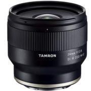 Prime会员! TAMRON 腾龙 24mm F2.8 Di III OSD M1:2(F051)广角定焦镜头   1290.44元含税直邮