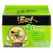 统一 汤达人 日式豚骨味方便面 125g*5连包 *7件