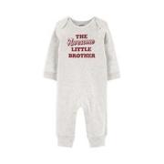 carter's 孩特 婴儿长袖爬服连身衣