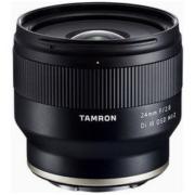 中亚Prime会员: TAMRON 腾龙 24mm F2.8 Di III OSD M1:2(F051)广角定焦镜头