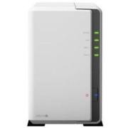 Synology 群晖 DS218j 2盘位NAS网络存储服务器