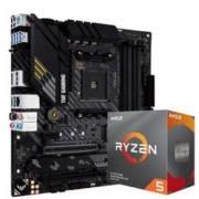 2日16点: AMD Ryzen 锐龙 R5-3600 盒装CPU处理器 + ASUS 华硕 TUF GAMING B450M-PRO S重炮手主板 板U套装