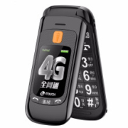 13日6点:K-Touch 天语 L660+ 典雅黑 4G功能机